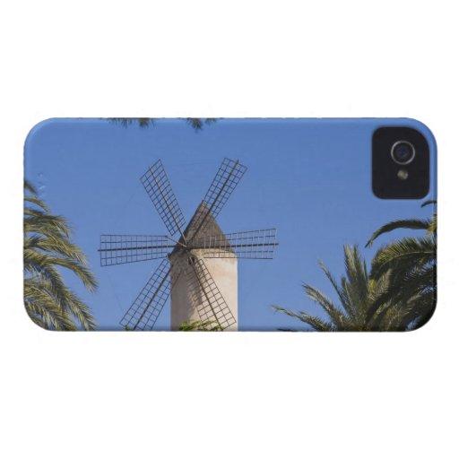 Windmill, Palma, Mallorca, Spain Blackberry Cases