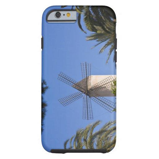 Windmill, Palma, Mallorca, Spain iPhone 6 Case