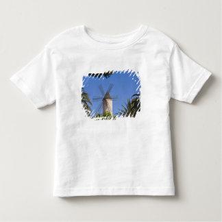 Windmill, Palma, Mallorca, Spain Toddler T-shirt