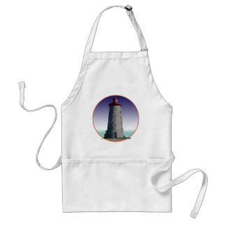 Windmill Point Lighthouse Adult Apron