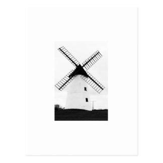 windmill post card