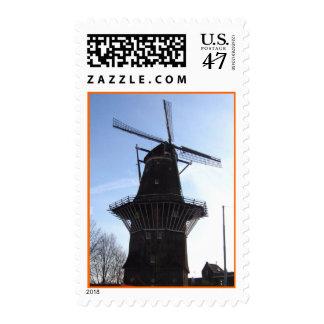 Windmill Postage