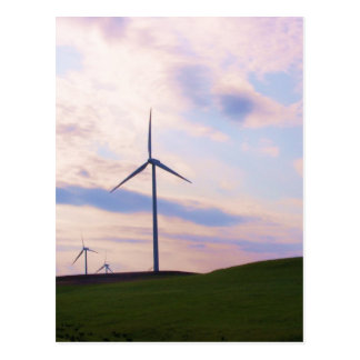 Windmill! Postcard