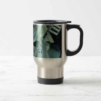 Windmill Products 15 Oz Stainless Steel Travel Mug