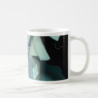 Windmill Products Classic White Coffee Mug