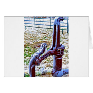 Windmill Pump 1 Card