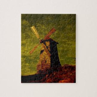 Windmill Jigsaw Puzzle