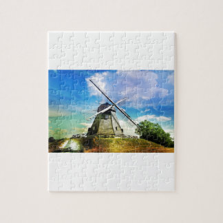 Windmill Puzzles