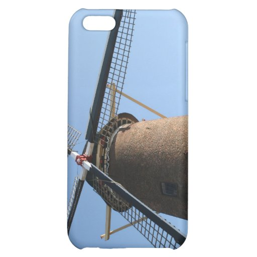 """Windmill """"Rijn en Lek"""", Wijk bij Duurstede Cover For iPhone 5C"""