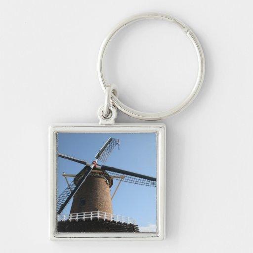 "Windmill ""Rijn en Lek"", Wijk bij Duurstede Keychains"
