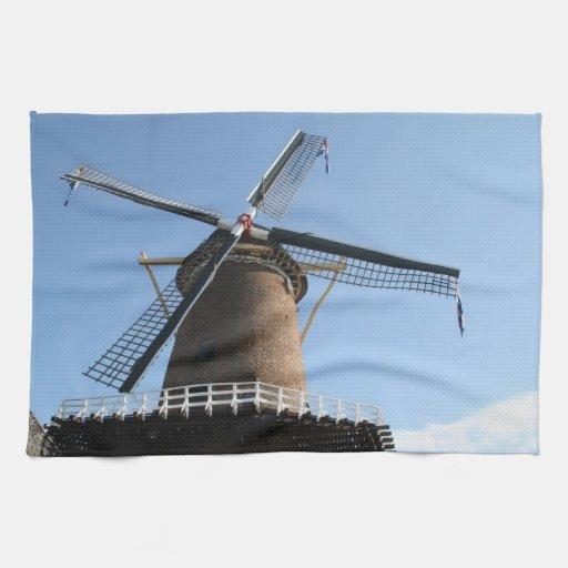 """Windmill """"Rijn en Lek"""", Wijk bij Duurstede Towel"""