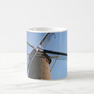 """Windmill """"Rijn en Lek"""", Wijk bij Duurstede Classic White Coffee Mug"""