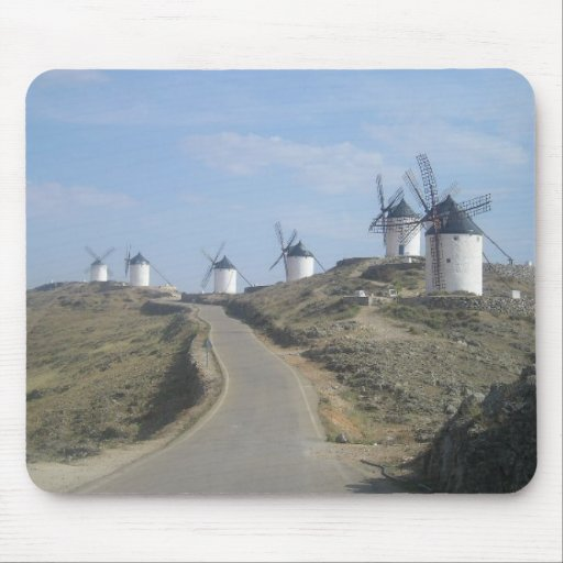 Windmill Road Mouse Mats