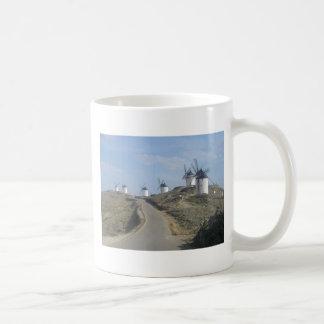Windmill Road Classic White Coffee Mug