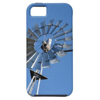 WINDMILL RURAL QUEENSLAND AUSTRALIA iPhone SE/5/5s CASE
