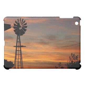 Windmill Silhouette Speck Case Cover For The iPad Mini