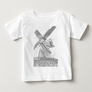 Windmill Sketch.jpg Tee Shirt