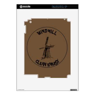 Windmill Skins For The iPad 2