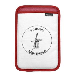 Windmill Sleeve For iPad Mini