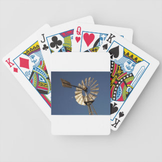 WINDMILL SOUTHERN CROSS & MOON AUSTRALIA BICYCLE POKER CARDS