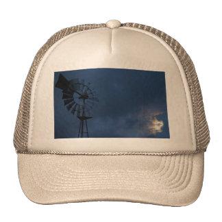 WINDMILL SOUTHERN CROSS & MOON RURAL AUSTRALIA CAP