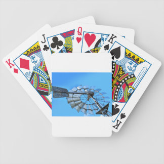 WINDMILL SOUTHERN CROSS RURAL AUSTRALIA BICYCLE POKER CARDS