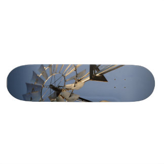 WINDMILL SOUTHERN CROSS RURAL AUSTRALIA SKATEBOARD DECK