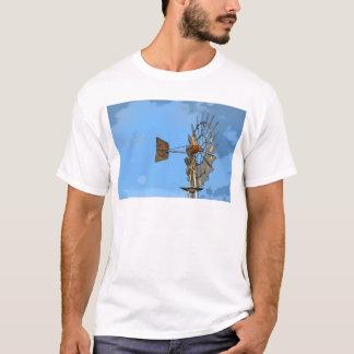 WINDMILL SOUTHERN CROSS RURAL AUSTRALIA T-Shirt