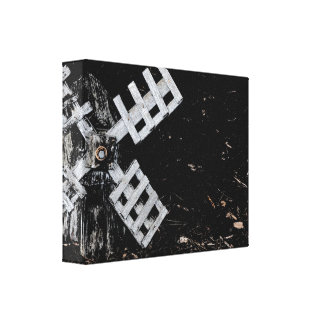 Windmill Stretched Canvas Prints