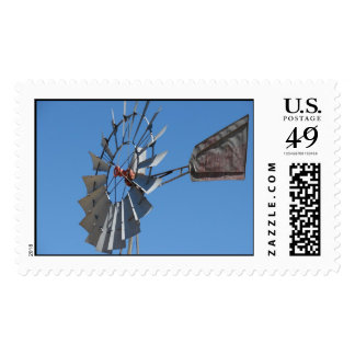 Windmill Top Postage Stamps