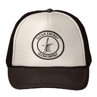 Windmill Trucker Hat