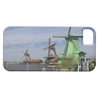 Windmill, Zaanse Schans, Holland, Netherlands 2 iPhone 5 Covers