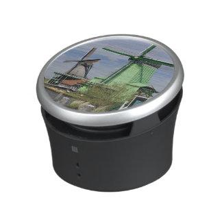 Windmill, Zaanse Schans, Holland, Netherlands 2 Bluetooth Speaker