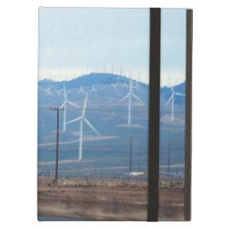 Windmills a far cover for iPad air