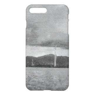 Windmills along the shore iPhone 7 plus case
