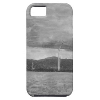 Windmills along the shore iPhone SE/5/5s case