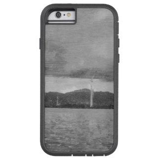 Windmills along the shore tough xtreme iPhone 6 case