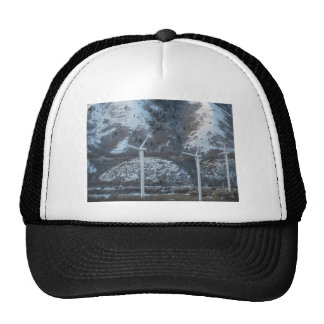 windmills trucker hat