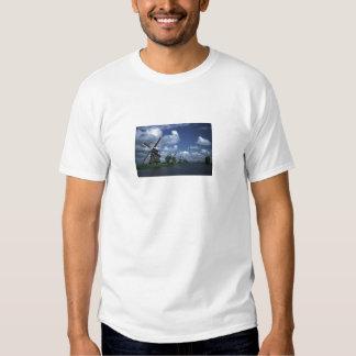 Windmills in Holland T Shirts