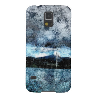 Windmills in paradise case for galaxy s5