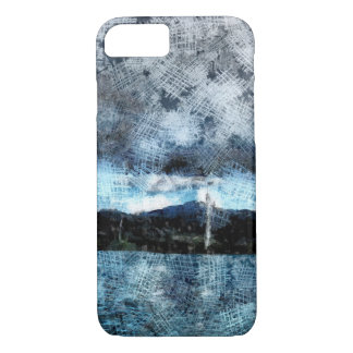 Windmills in paradise iPhone 7 case