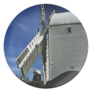 Windmills Jack&Jill (UK) Travel Souvenir Plate