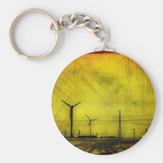 Windmills Llavero Personalizado