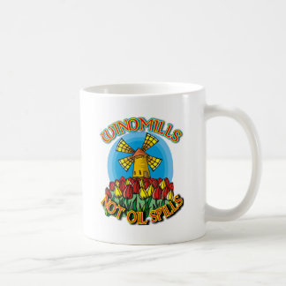 WindMills Not Oil Spills T shirts Mug
