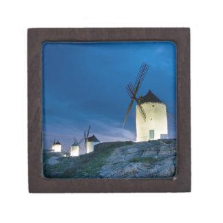 Windmills of Consuegra Keepsake Box