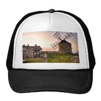 Windmills of Montedor Trucker Hat