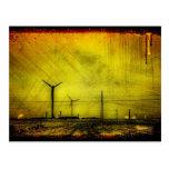 Windmills Tarjetas Postales
