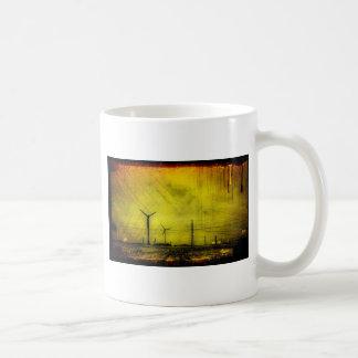 Windmills Taza De Café