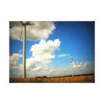 windmolen canvas afdruk