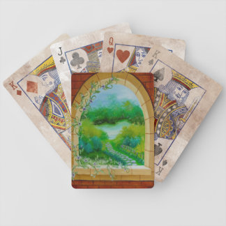window 3 playing cards